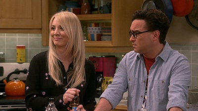 The Big Bang Theory 12x19 : The Inspiration Deprivation - Seriesaddict